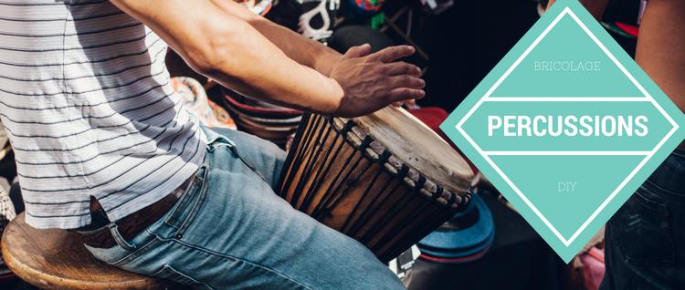 Création de percussions
