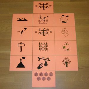 Illustrations pour la prière du bloc 4, livret 3B