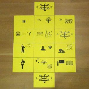 Illustrations pour la prière du bloc 7, livret 3B